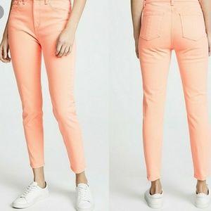 Rag & Bone NWT Jeans 28 High Rise Skinny Prairie